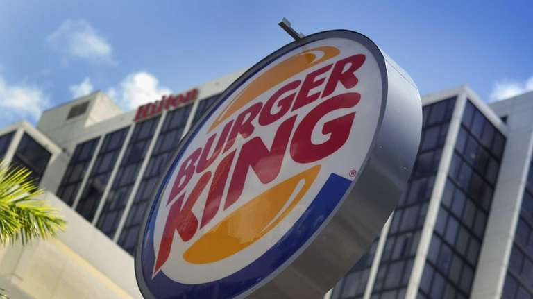 Burger King, the No. 2 worldwide fast-food chain,