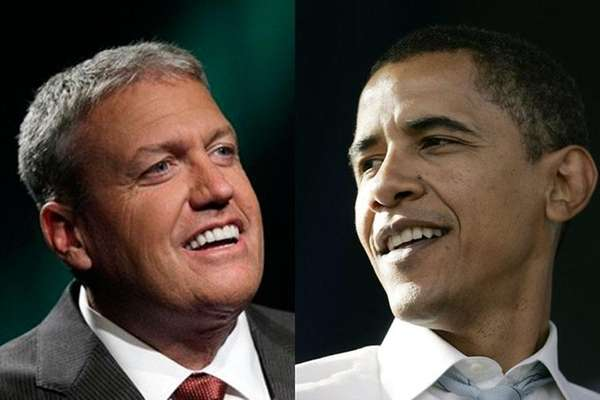 Rex Ryan, left, refused to fire back at