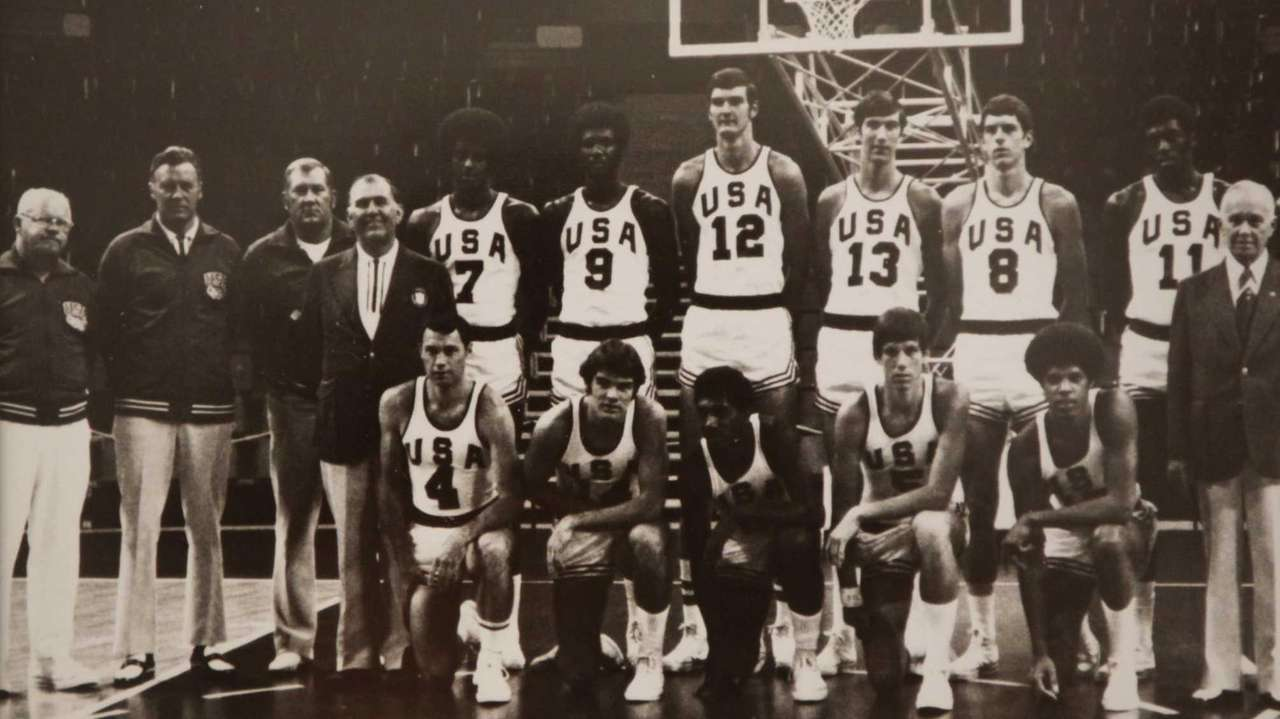 There is no silver lining for 1972 U S basketball team