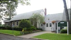Brightwaters Village Hall, shown on Aug. 4, 2012,