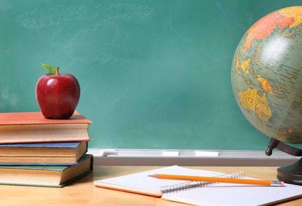 A file photo of a classroom.