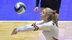 Olivia Cassone of Pierson-Bridgehampton makes a dig against