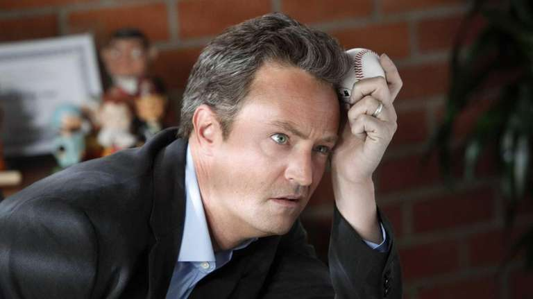 Matthew Perry as Ryan King in