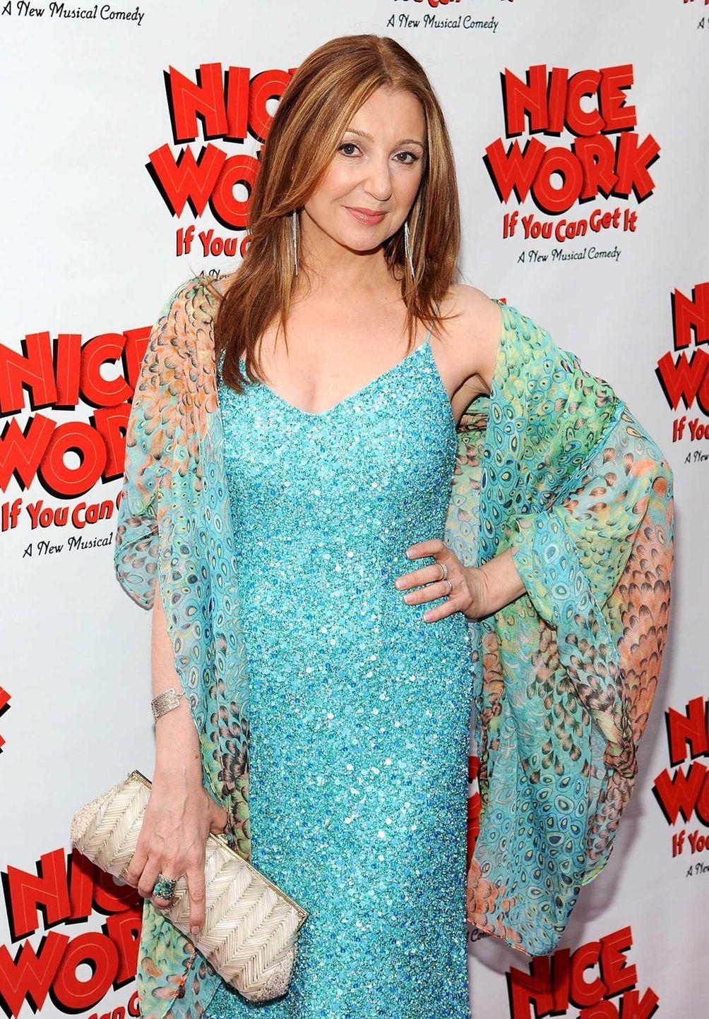 Donna Murphy, two-time Tony Award winner, grew up