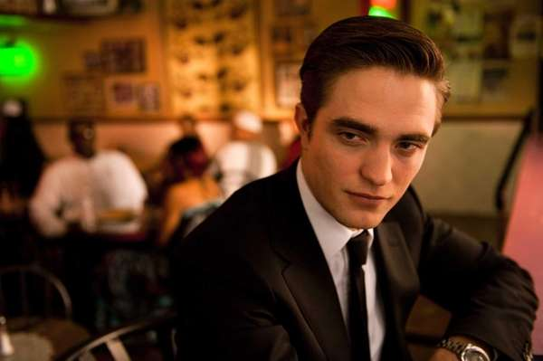 Robert Pattinson as Eric Packer in David Cronenberg