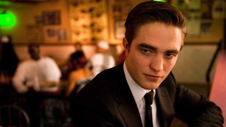 Robert Pattinson as Eric Packer in David Cronenberg