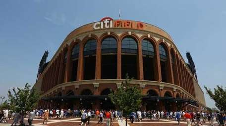 Citi Field in the Flushing, Queens.