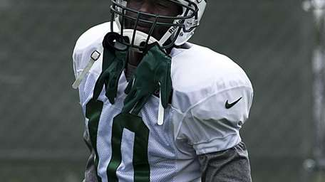 SANTONIO HOLMES, wide receiver Holmes was treated for