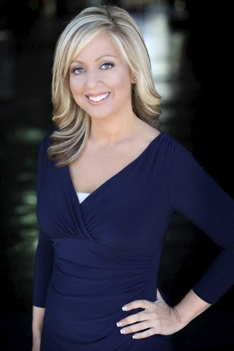 Former News 12 meteorologist Bonnie Schneider, author of