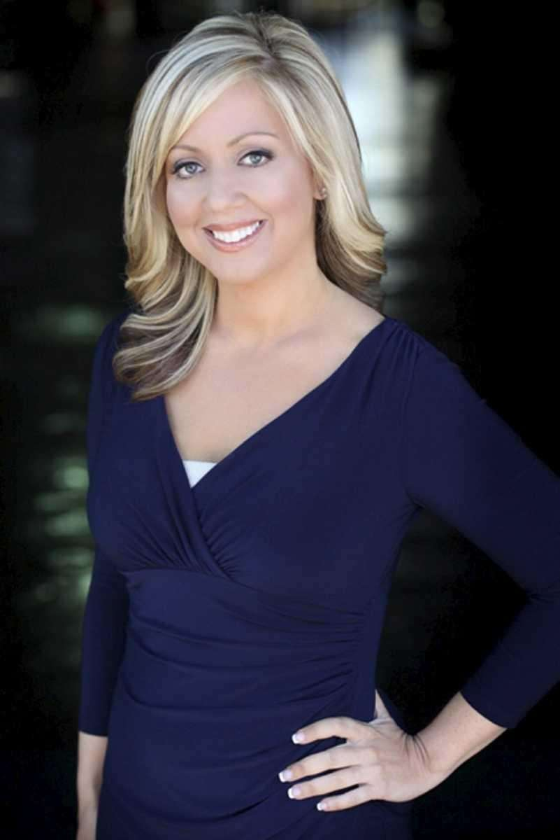 Former News 12 meteorologist Bonnie Schneider, author of