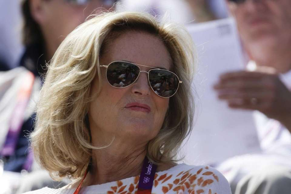 Ann Romney the wife of U.S. Republican presidential