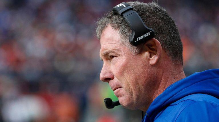 Coach Pat Shurmur Hasn T Shown That He Can Lead Giants In