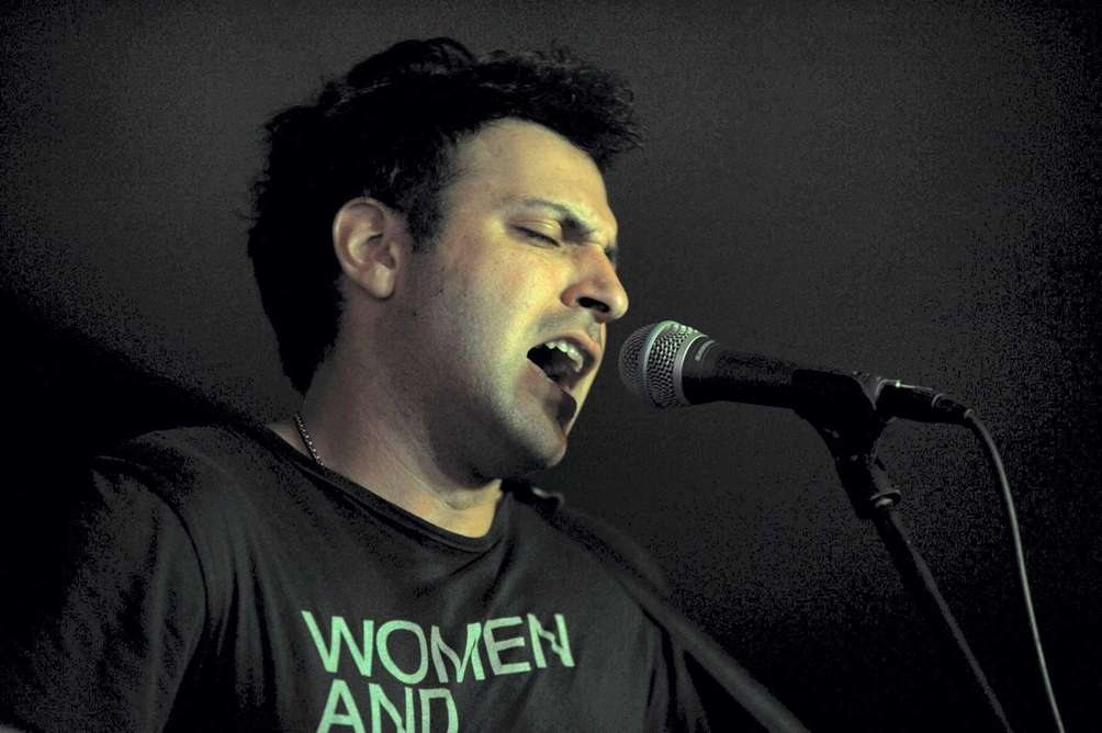 Singer-songwriter Ryan Star, whose music has been featured