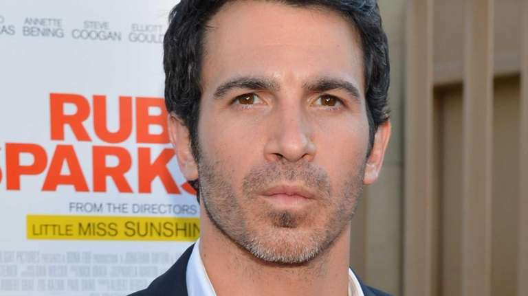 Actor Chris Messina arrives to the premiere of