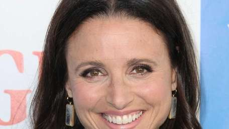 Actress Julia Louis-Dreyfus attends Heal The Bay's Bring
