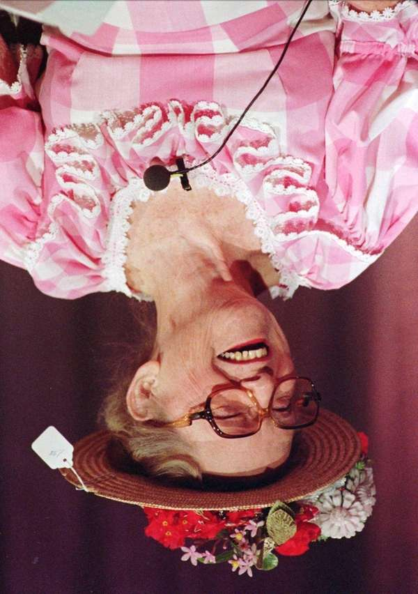 Minnie Pearl appears as a guest on the
