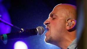 Billy Joel tribute band Michael DelGuidice and Big