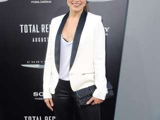 "Actress Sophia Bush at the ""Total Recall"" movie"