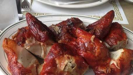 Pollos Mario, Brentwood and Hempstead: Juicy and flavorful,