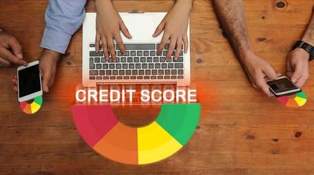 The law prohibits credit reporting companies from using