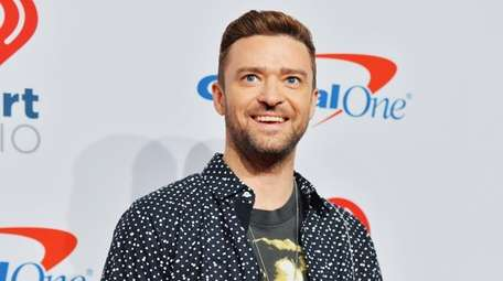 "Justin Timberlake is filming ""Palmer"" in New Orleans."