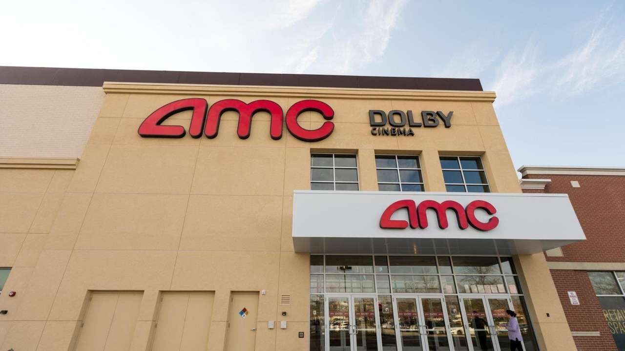 A 12-screen AMC dine-in movie theater opened Monday