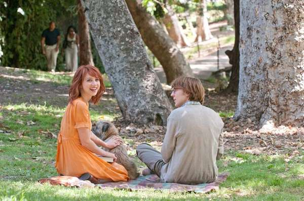 "Zoe Kazan and Paul Dano in ""Ruby Sparks"""