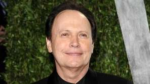 Billy Crystal arrives at the Vanity Fair Oscar