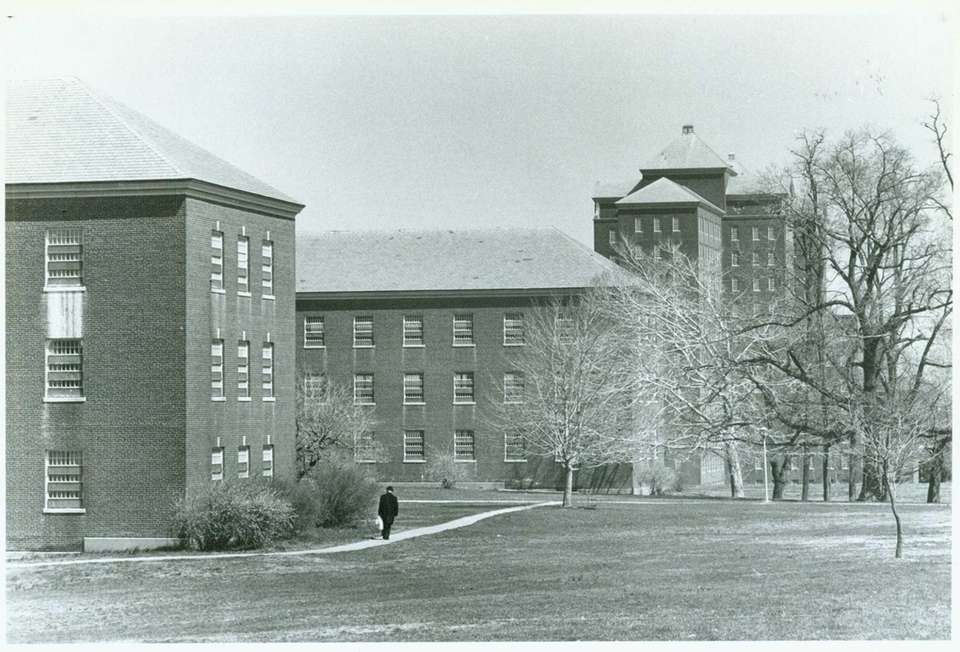 Then: In 1985, Building 15 at Kings Park