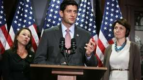 U.S. House Budget Committee Chairman Rep. Paul Ryan