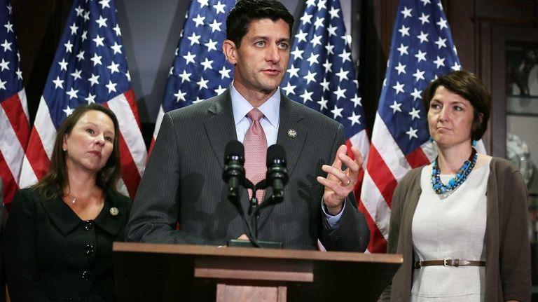 U.S. House Budget Committee Chairman Rep. Paul Ryan
