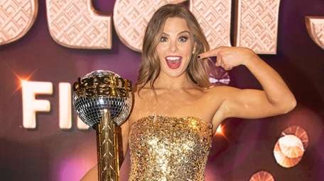 "Hannah Brown, winner of this season's ""Dancing With"