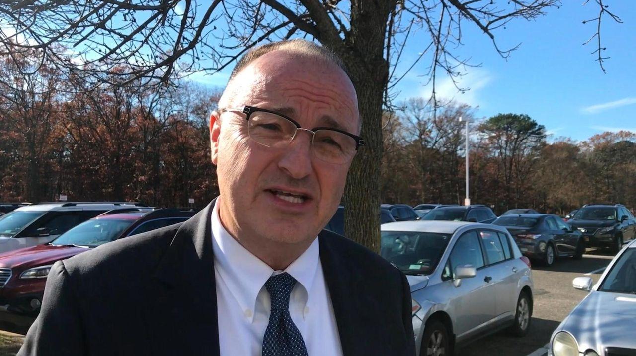 Suffolk County Legis. Robert Trotta said on Tuesday