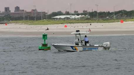 Numerous agencies took part in a search after