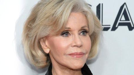 Jane Fonda's Westbury show was canceled due to
