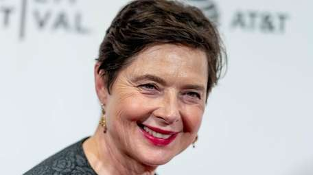 Isabella Rossellini will recreate scenes from her series