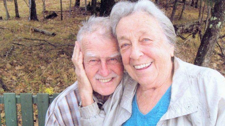 Walter and Helen Gabrielsen as seen in a