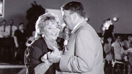 Rosanne Kilmnick, mother of LGBT Network president and