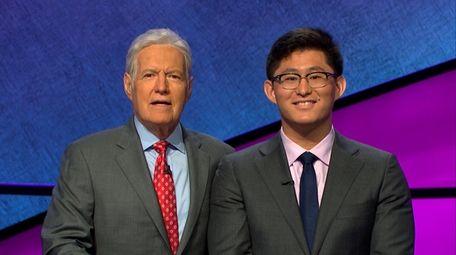 Ben Zhang, a student at Zucker School of