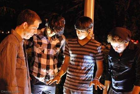 Band: Nothing To Lose, formed in 2010