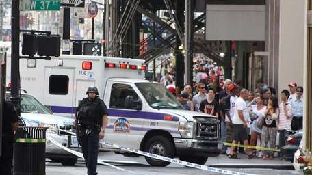 Police shot and killed a man in midtown