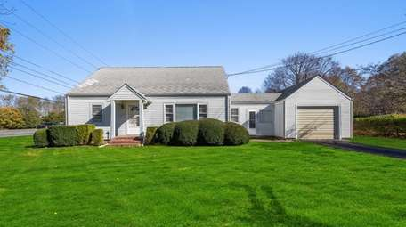 This Peconic home is on the market for