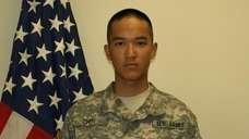 Pvt. Danny Chen, a 19-year-old from Manhattan, was