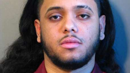 Edward Rodriguez, 22, of the Bronx, was charged
