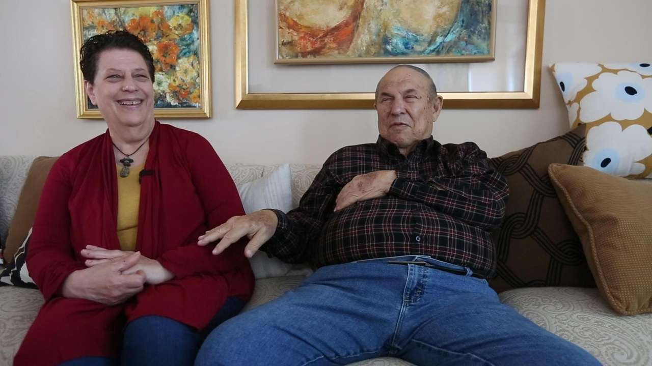 Thanksgiving brought a special blessing for Baldwin resident