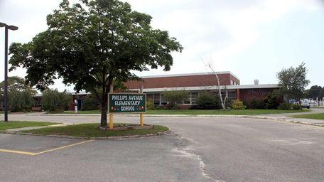 Phillips Avenue Elementary school in Riverhead