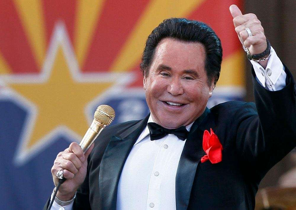 Longtime Las Vegas entertainer Wayne Newton endorsed Michele