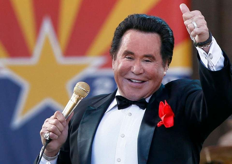 Longtime Las Vegas entertainer Wayne Newton endorsed Michele