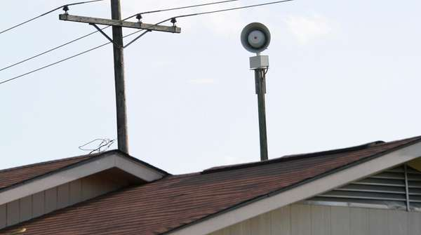 Kathleen Rittel writes that siren alerts should be