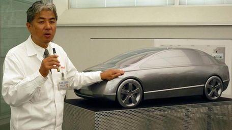 Honda R&D Co. Styling Design Development Division Managing
